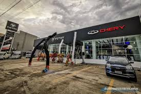 foton and chery open full service