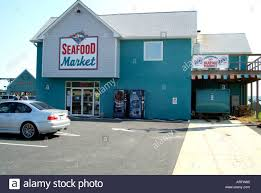 Seafood Market in Kent Island Md Stock ...