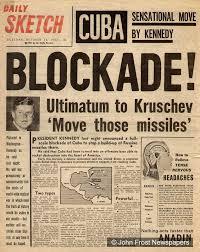תוצאת תמונה עבור משבר הטילים בקובה
