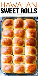 hawaiian sweet rolls carlsbad cravings