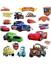 Don T Miss These Deals On Disney Cars 19 Big Piston Cup Wall Stickers Lightning Mcqueen Room Decor Decals