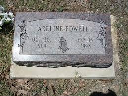 Powell Family Tombstones