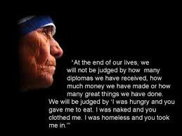 mother teresa one of my childhood heroines and still someone for
