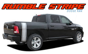 Rumble Dodge Ram Bed Stripes Ram Decals Ram Vinyl Graphics