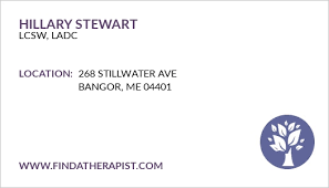 Bangor, ME Alcohol Abuse Therapists & Counselors - Find A Therapist