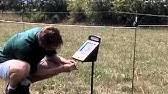 Wireless Deer Fence Got Deer Youtube
