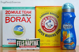 easy diy laundry detergent that costs