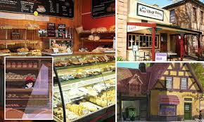 Tiny Tasmanian bakery's identical to ...