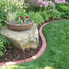 dzine garden ideas diy concrete edging
