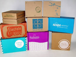 Subscription Box Packaging: Stickers, Stamps, or Custom Printing?