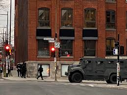 Montreal police promise investigation after hostage threat at Ubisoft  Montreal building confirmed as hoax - The Washington Post