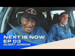 NEXT IS NOW | Ep. 03 | with Gilbert Johnson - YouTube