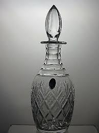 royal doulton crystal diagonal stripe