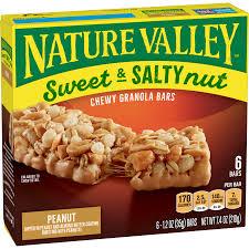 peanut nature valley