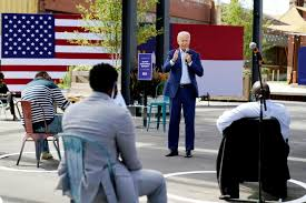 Joe Biden's low-key campaign style worries some Democrats – The Denver Post