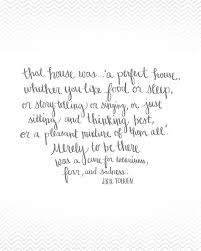 that house was a perfect house printable artwork home