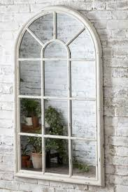 vintage window mirror from the next