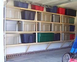 garage shelving installations