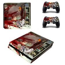 Rick And Morty Decal Ps4 Slim Skin For Playstation Slim Console 2 Dualshocks Ebay