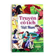 Sách - Truyện Cổ Tích Việt Nam