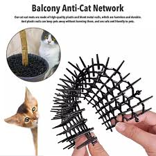 Cat Scat Mat Indoor Scat Mat With Spikes Outdoor Garden And Fence Cats Stopper Network For Cats Dog Digging Deterrent Lazada Ph