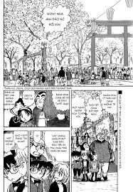 Thám Tử Lừng Danh Conan - Chap 850