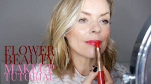 flower beauty makeup tutorial you