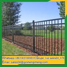 Carnarvon Zinc Tubular Steel Fence Steel Tube Fence Panels For Sale Wrought Iron Fence Manufacturer From China 107815275