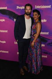 Ryan Eggold, Freema Agyeman - Ryan Eggold and Freema Agyeman Photos -  People & Entertainment Weekly 2019 Upfronts - Zimbio