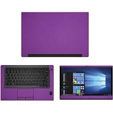 Amazon Com Decalrus Protective Decal For Dell Latitude 5580 15 6 Screen Laptop Purple Carbon Fiber Skin Case Cover Wrap Cfdelllatitude5580purple Computers Accessories