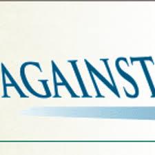 Image result for against