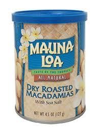 mauna loa macadamia nuts snack gift