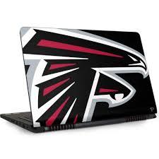 Atlanta Falcons Large Logo Dell Inspiron Skin Skinit