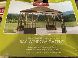 garden oasis gazebo