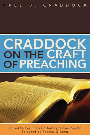 Craddock on the Craft of Preaching — Chalice Press