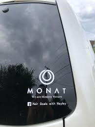 Vinyl Car Decal Direct Sales Monat Beauty Counter Etsy