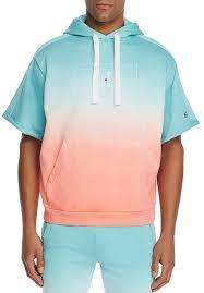 Tommy Hilfiger x Lewis Hamilton Ombré Short-Sleeve Hooded Sweatshirt Men -  Bloomingdale's | Short sleeve hooded sweatshirt, Sweatshirt short sleeve,  Short sleeve hoodie