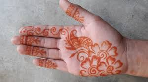 beautiful mehndi design easy front hand