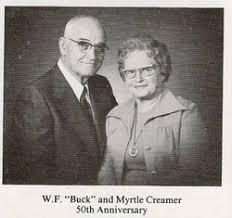 Ina Myrtle Davidson Creamer (1907-1999) - Find A Grave Memorial