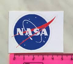 Vinyl Sticker 10 Nasa Sticker Tumblr Vinyl Stickers Vinyl Etsy
