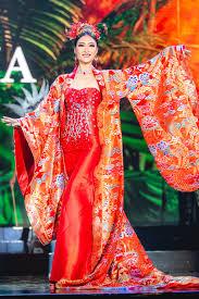 ชมภาพ การประกวดชุดประจำชาติยอดเยี่ยม Miss Grand International 2019