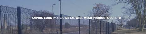 Products 3d Welded Wire Fence Anti Climb Fence Welded Wire Mesh Fencing