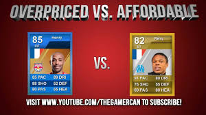 FIFA 12: OverPriced vs Affordable EP 15: TOTY Henry vs Loic Remy ...
