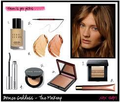 get the look bronze dess tutorial