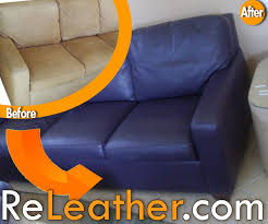 leather dyeing company
