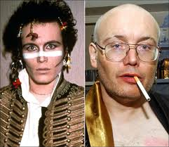 80s Legend Adam Ant Opens Up About Hair Loss