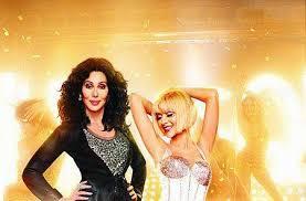 cher and christina aguilera burlesque