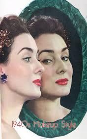 1940s style makeup saubhaya makeup