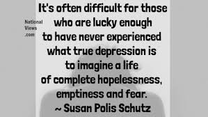 these depression quotes about life love explains how