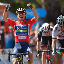 Australian sprint ace Caleb Ewan wins ...